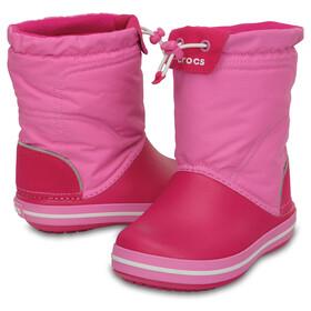 Crocs Crocband LodgePoint - Bottes Enfant - rose